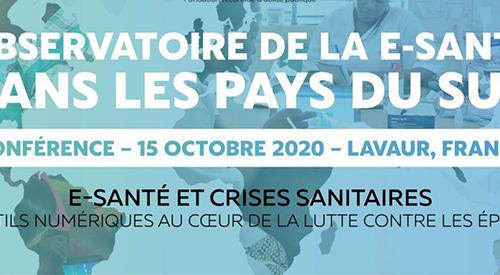 Acadys présent à la Conférence 2020 de l'Observatoire de la e-Santé dans les pays du Sud